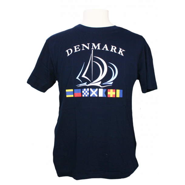 T-shirt Yacht Point Marine