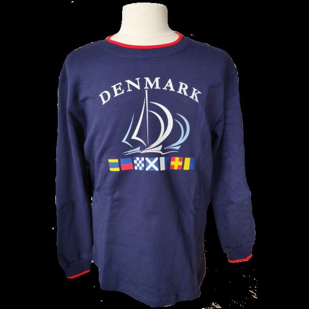Sweatshirt Sejlklub Signalflag