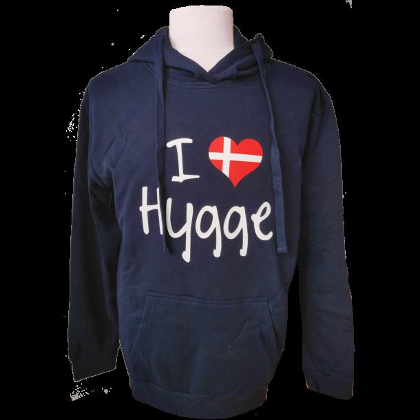 Hoodie I Love Hygge