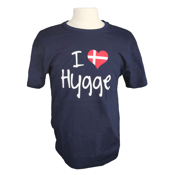 T-shirt I Love Hygge