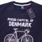 T-shirt Cykel