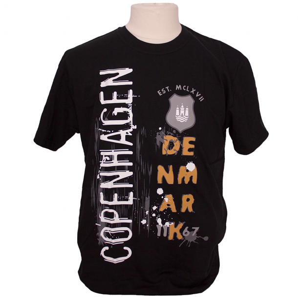 T-shirt Dirty Style