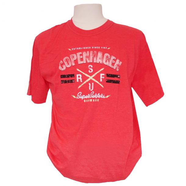 T-shirt Copenhagen Pink