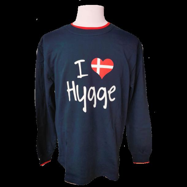 Sweatshirt I Love Hygge