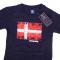 T-shirt Faded Flag Barn