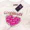 T-shirt Hjerte