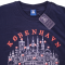 T-shirt Københavns Tårne Marine
