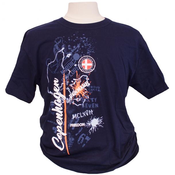 T-shirt Copenhagen