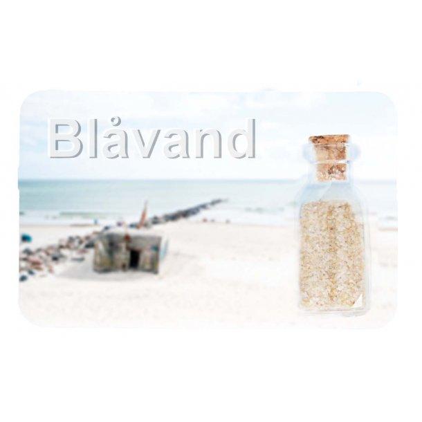 Magnet Med Flaske Sand Vesterhavet Blåvand