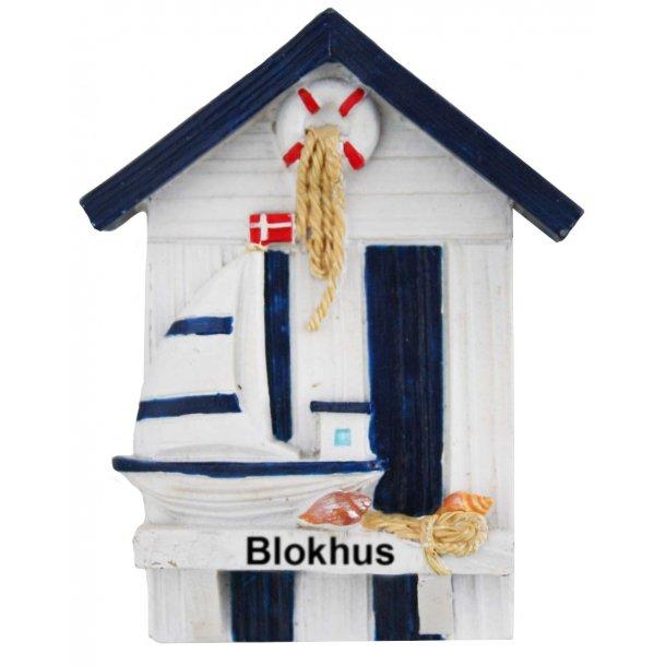 Magnet Hus Vesterhavet Blokhus