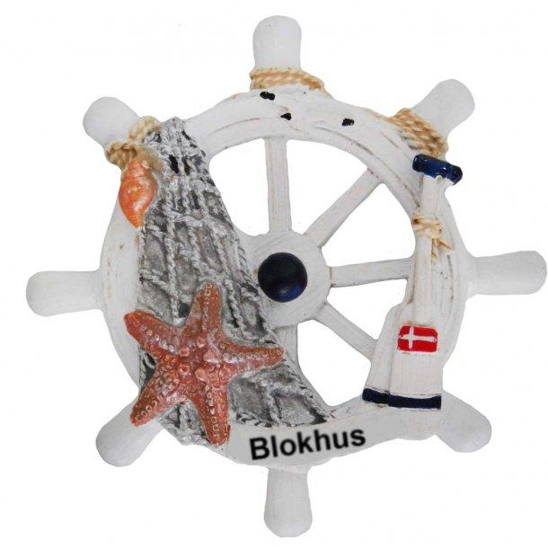 Magnet Ror Vesterhavet Blokhus