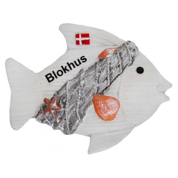 Magnet Fisk Vesterhavet Blokhus