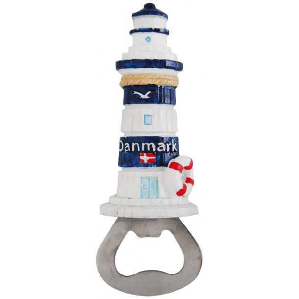 Oplukker Fyrtårn Vesterhavet Blå