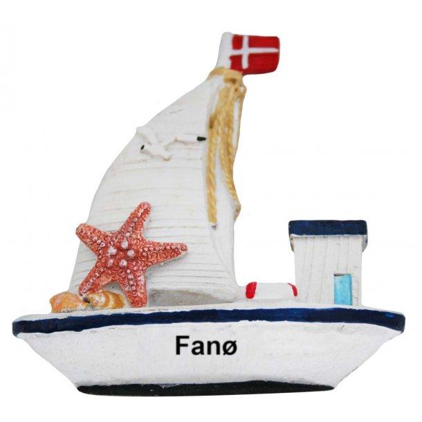 Figur Fiskekutter Vesterhavet Fanø