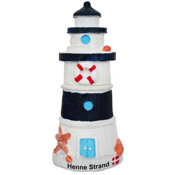 Fyrtårn Mini Vesterhavet Henne Strand