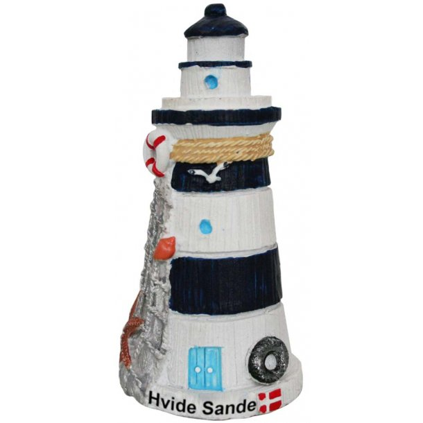 Fyrtårn Mini Vesterhavet Hvide Sande