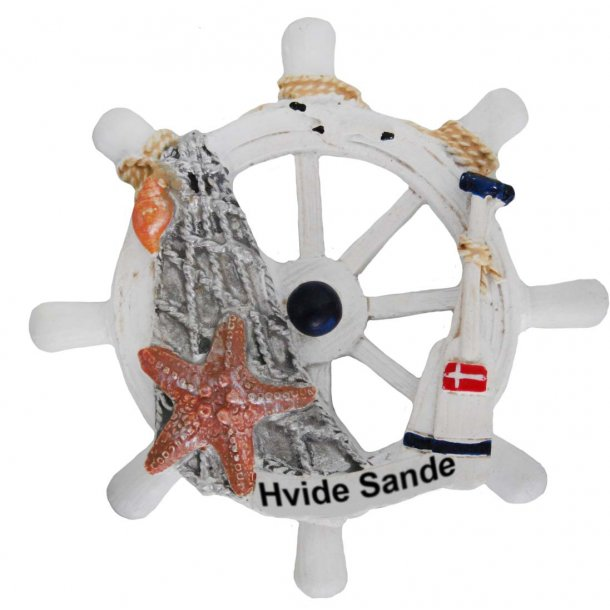 Magnet Ror Vesterhavet Hvide Sande