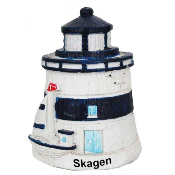 Figur Fyrtårn Vesterhavet Skagen Stor