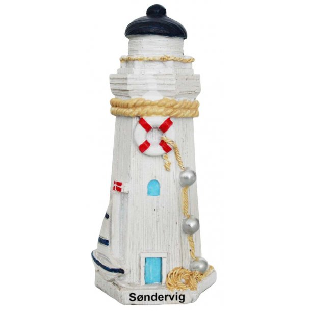 Fyrtårn Mini Vesterhavet Søndervig