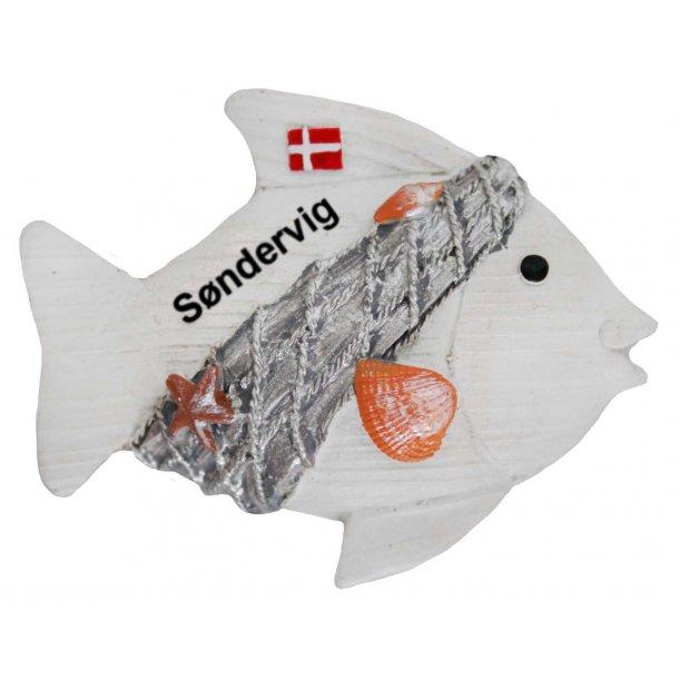 Magnet Fisk Vesterhavet Søndervig