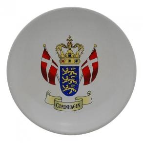 Platter og tallerkener