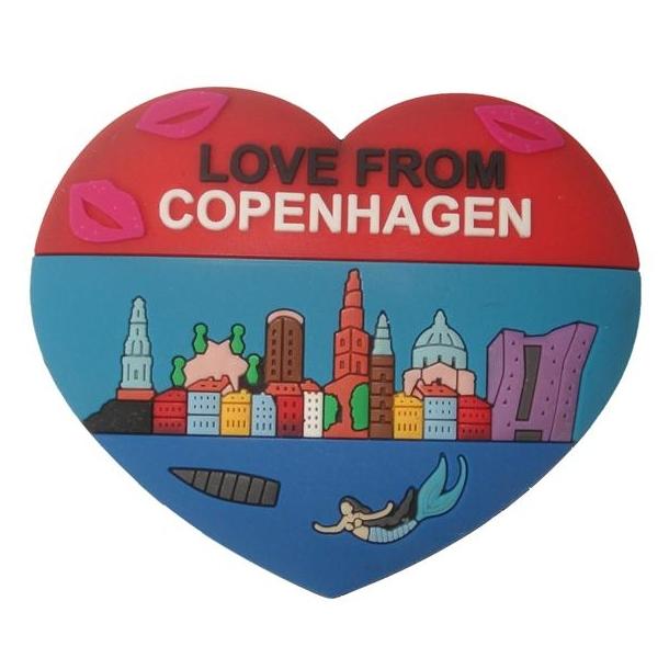 Magnet Love From Copenhagen