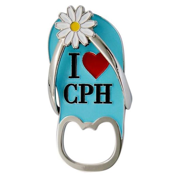 Magnet Klip Klap I Love CPH