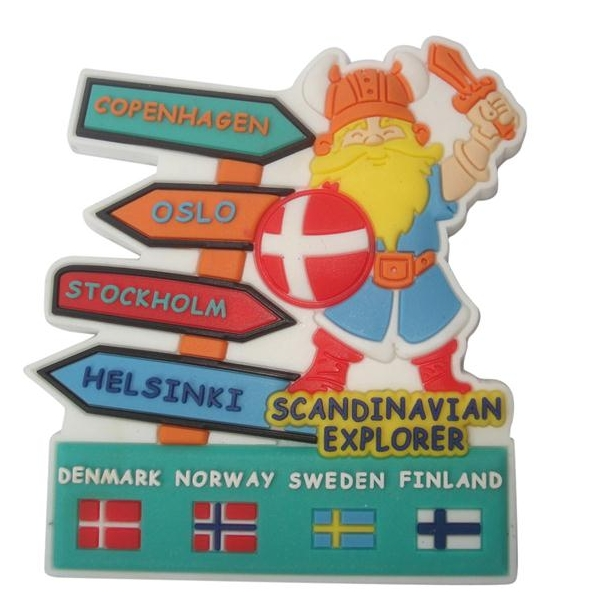 Magnet Scandinavian Explorer